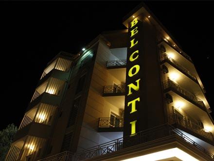 hotel bel conti durres hotels in durres g nstig buchen